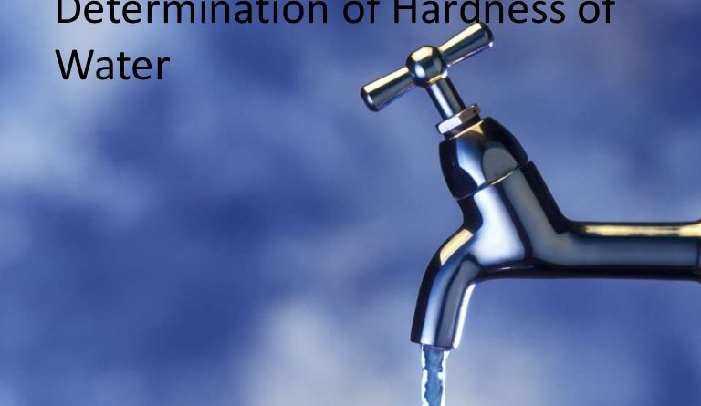 What is Water Hardness and Various Types of Water Hardness